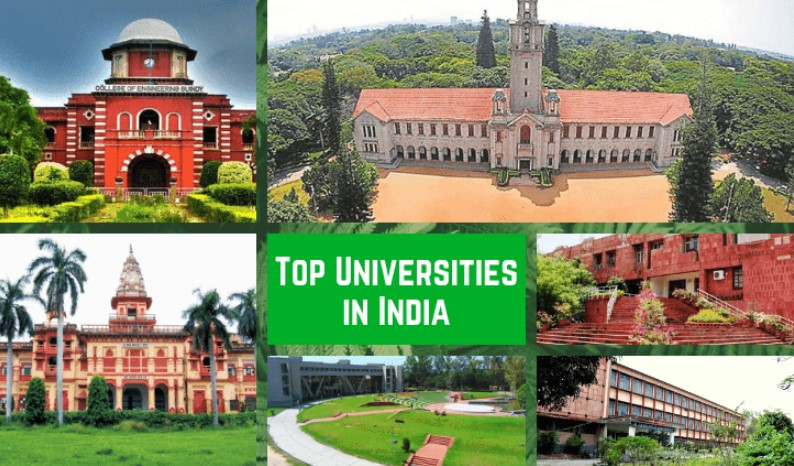 Top Universities in India you should enrol